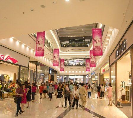 Tiêu chuẩn thiết kế siêu thị trung tâm thương mại