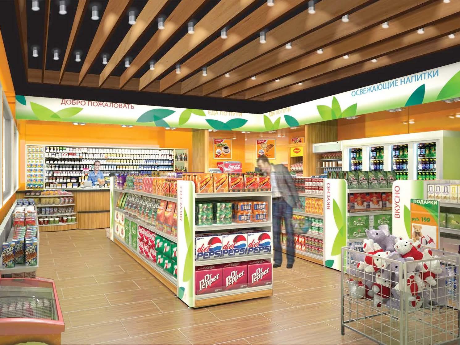 Mẫu thiết kế cho kệ siêu thị tại Biên Hòa, Đồng Nai