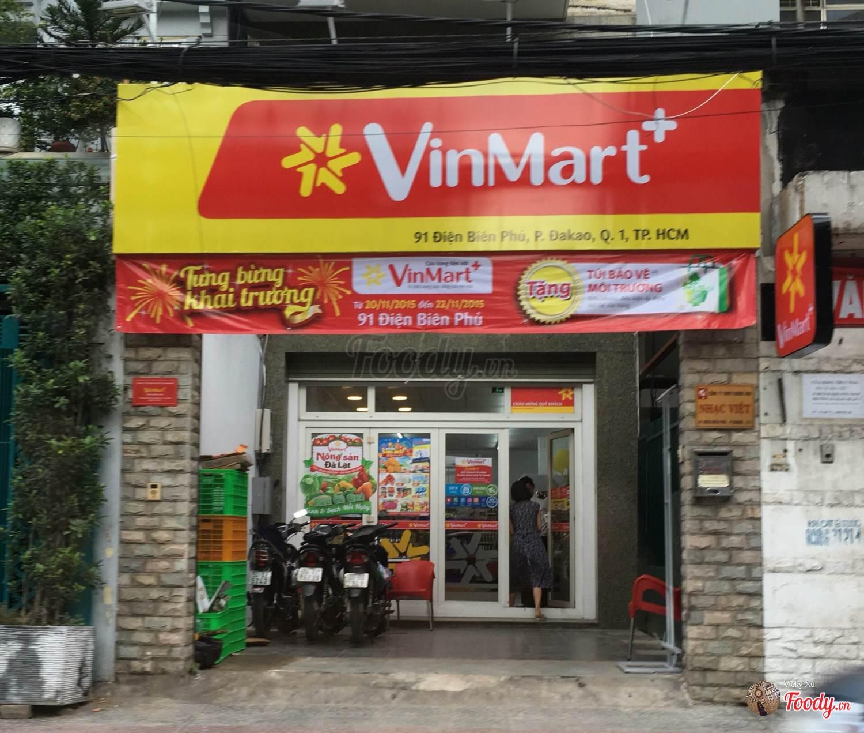 Ảnh siêu thị mini Vinmart